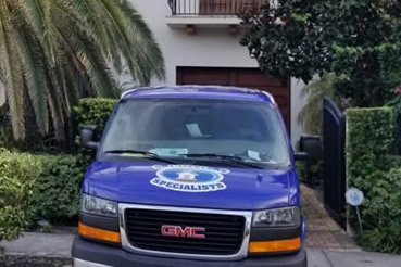 Water damage repair in Boca Raton